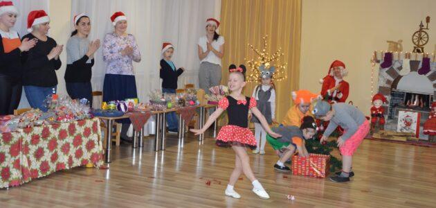 Jõululaat Jaaniussike lasteaias.