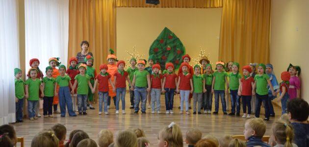 Lõbus algus PRIA projektile Jaaniussike lasteaias.